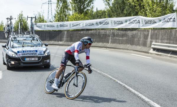 Vuelta a Espana: Odległe miejsca Polaków