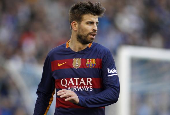 Pique: Barca jest zdecydowanie najlepsza w Hiszpanii