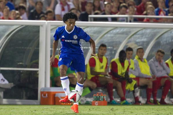 Chelsea wypożyczy Cuadrado do Juventusu tylko pod jednym warunkiem?