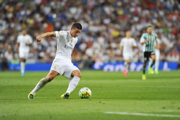 """""""Zidane powinien okazać Jamesowi więcej szacunku"""""""