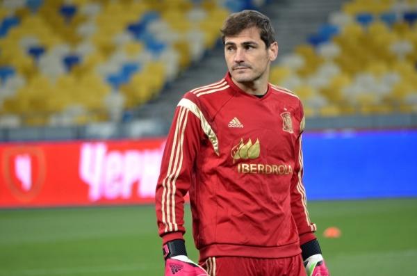 Casillas w sztabie szkoleniowym reprezentacji Hiszpanii?