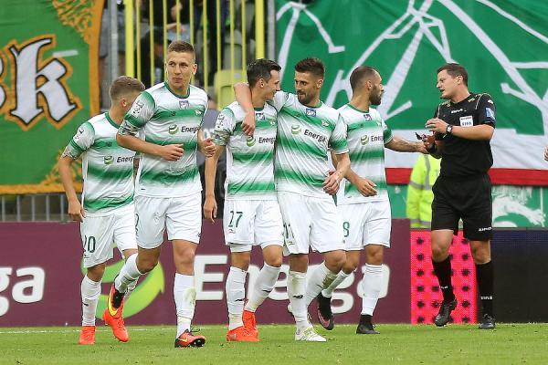Piłkarz Lechii: Jesteśmy silną drużyną