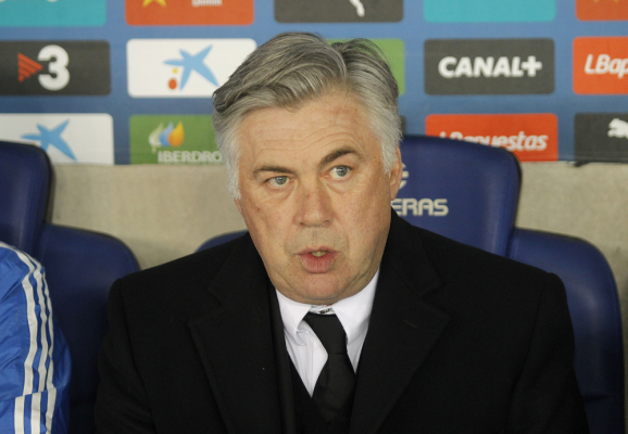 Ancelotti: Juventus jest faworytem do mistrzostwa