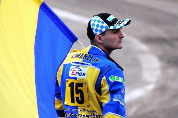 Zmarzlik tuż za podium GP Polski, Doyle najszybszy w Gorzowie
