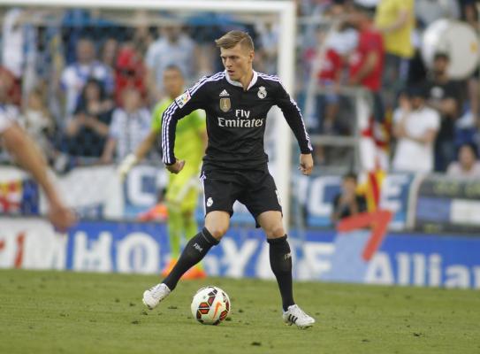 Real Madryt wygrał z Celtą Vigo na Santiago Bernabeu