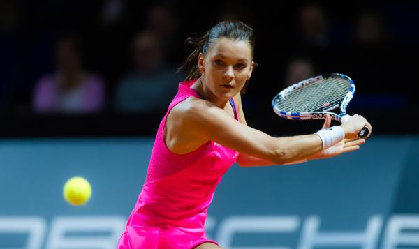 Świetna forma Radwańskiej przed US Open. Polka wygrała turniej w New Haven!