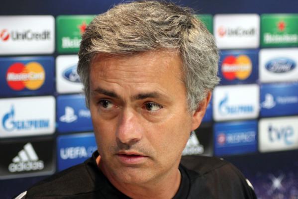 """Mourinho: Cieszę się, że wygraliśmy w """"Fergie Time"""""""