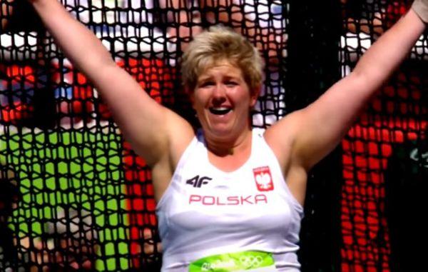 Znów to zrobiła! Niesamowita Anita Włodarczyk po raz kolejny pobiła rekord świata!