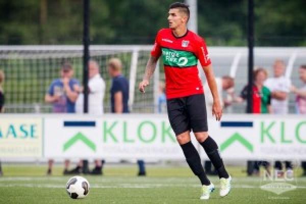 Cały mecz Golli, porażka NEC w Alkmaar