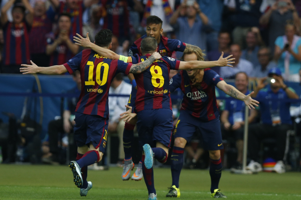 Barcelona wygrała z Athletikiem w Bilbao