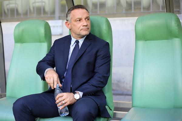 Trener Lechii: Dopadła nas zmora z poprzedniego sezonu