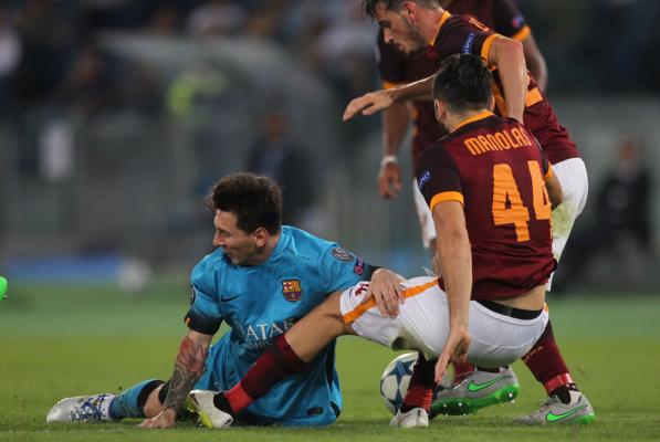Roma odrzuciła ofertę Arsenalu za Kostasa Manolasa