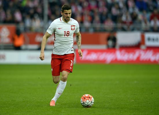 Legia wciąż walczy o Pawła Wszołka