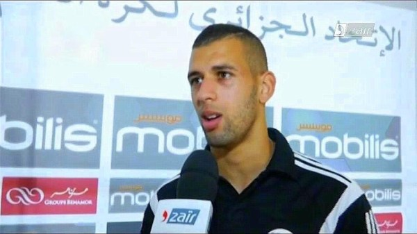 Leicester negocjuje transfer Islama Slimaniego