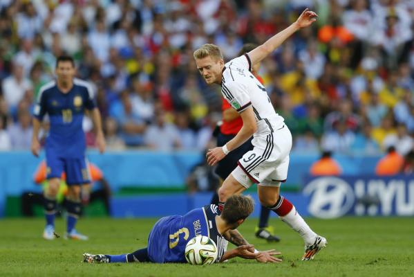Schurrle kontuzjowany. Nie pojedzie na zgrupowanie reprezentacji Niemiec