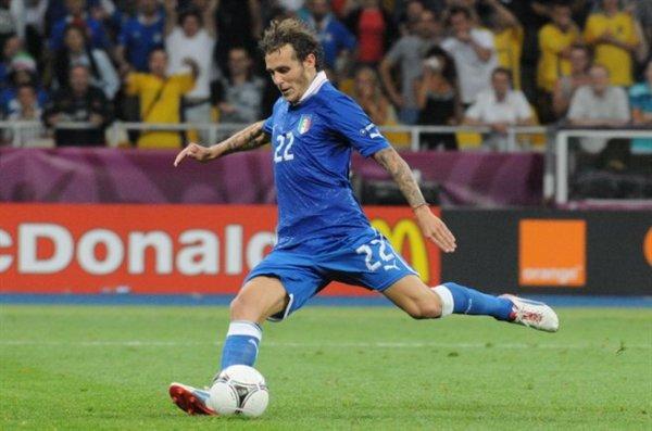 Były reprezentant Włoch zagra w Palermo