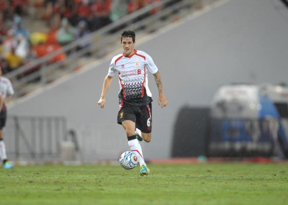 Piłkarz Liverpoolu przejdzie do Lazio