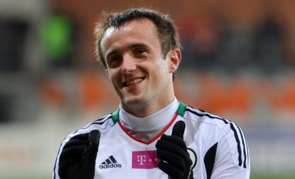 Wielki powrót! Miroslav Radović znów zagra w Legii