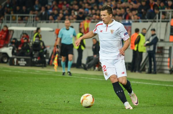 Jewhen Konoplanka piłkarzem Schalke