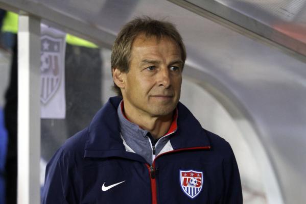 Klinsman powołał kadrę na dwa najbliższe mecze