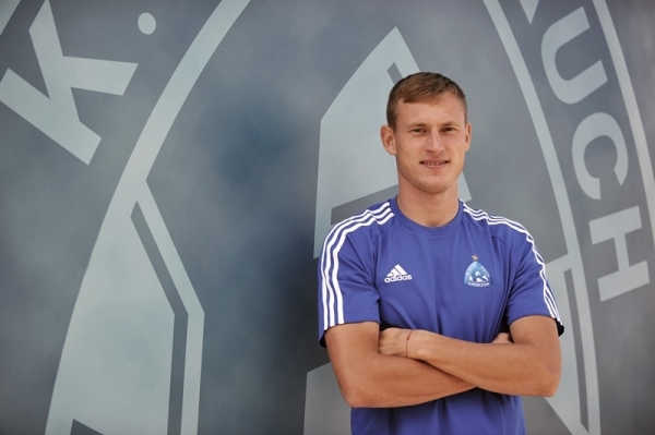 Eduards Visnakovs wypożyczony do Ruchu