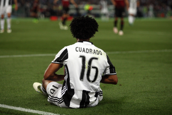 Cuadrado wypożyczony do Juventusu na trzy lata!