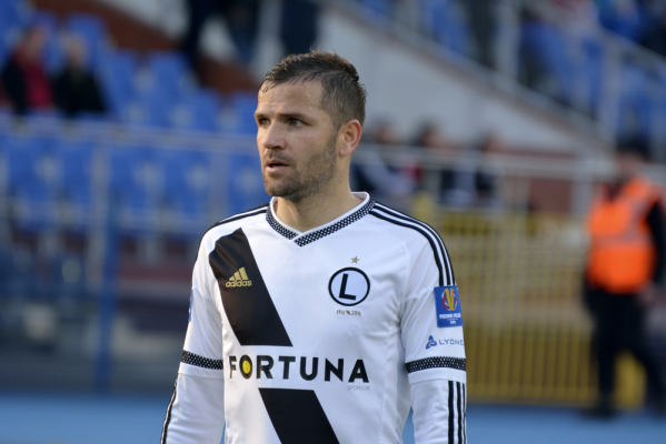 Tomasz Brzyski piłkarzem Cracovii