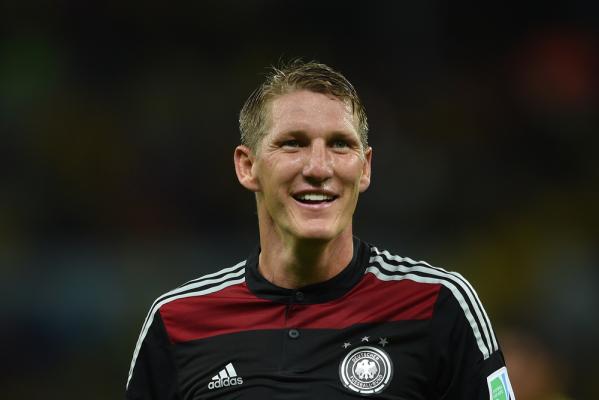 Schweinsteiger pożegnał się z kadrą Niemiec [VIDEO]