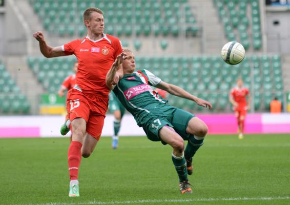 Visnakovs po powrocie do Ruchu: Chcę znowu dobrze grać