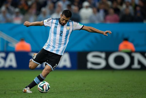 Valencia pozyskała Ezequiela Garay'a
