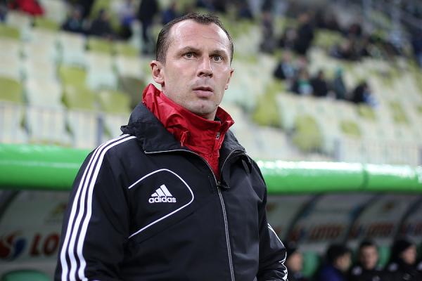 Latal ponownie trenerem Piasta Gliwice