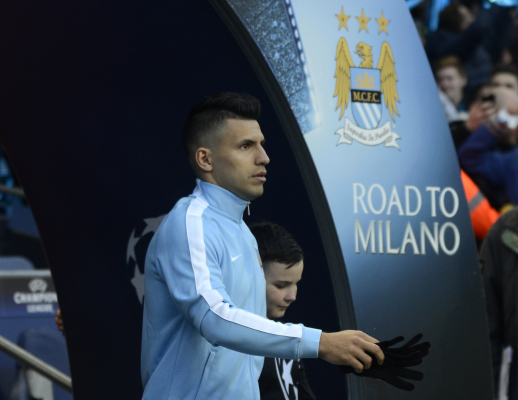 Aguero zawieszony na trzy mecze! Argentyńczyk nie zagra w derbach Manchesteru!