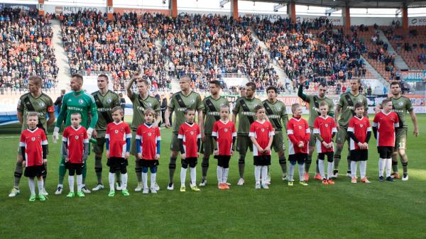 Legia zgłosiła kadrę na Ligę Mistrzów. Jest 16-letni Chorwat!