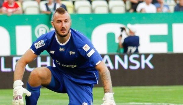 Bramkarz Lechii zagrał w kadrze Serbii