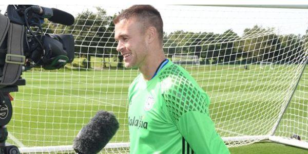 Murphy nowym bramkarzem Cardiff City