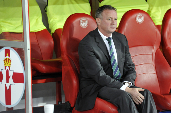Trener Irlandii Północnej zadowolony z remisu