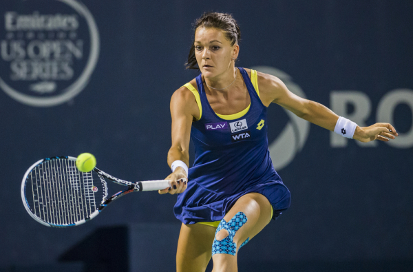 Znów tylko czwarta runda... Radwańska odpadła z US Open!