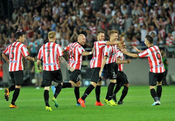 Piłkarze Cracovii wracają po kontuzjach
