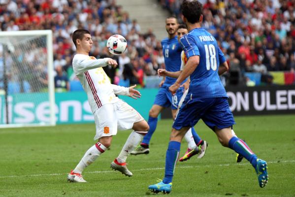 Morata: Oby Zidane korzystał z rotacji
