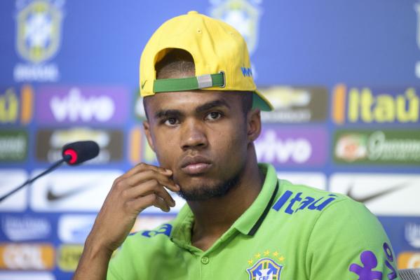 Douglas Costa: Brazylię stać na zdobycia mistrzostwa świata w 2018 roku