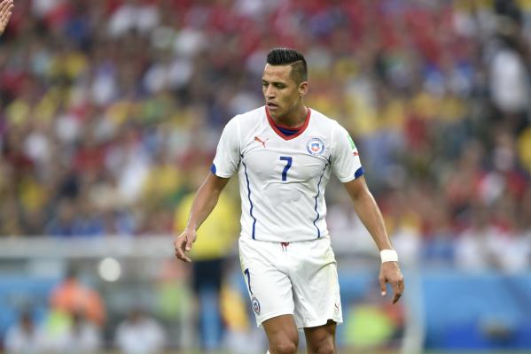 Sanchez: Mam takie możliwości jak Messi i Ronaldo