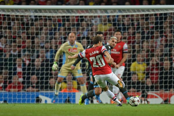 Mathieu Flamini piłkarzem Crystal Palace