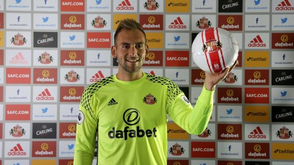 Sunderland pozyskał bramkarza z Boavisty