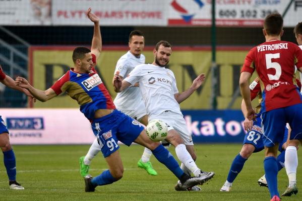 Stoper Piasta: Wyniki źle wpływały na nastroje w drużynie