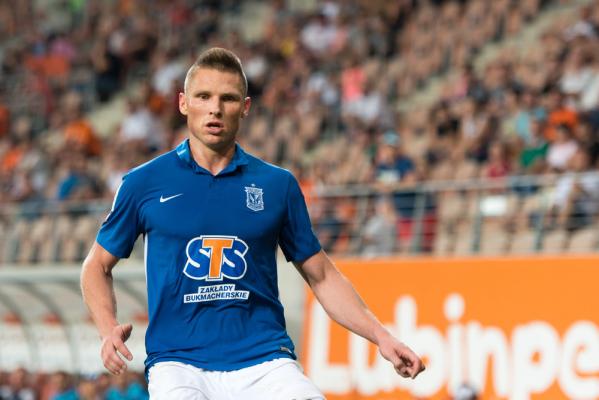 Marcin Robak: Mecz z Pogonią będzie wyjątkowy