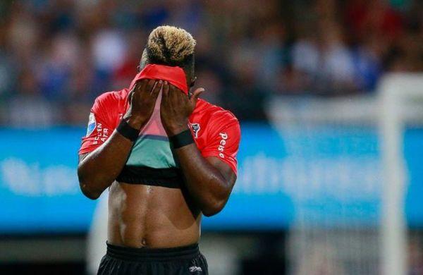 Holandia: 90 minut Golli, wysoka porażka NEC