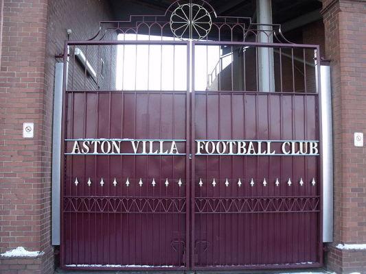 Championship: Podział punktów na Villa Park