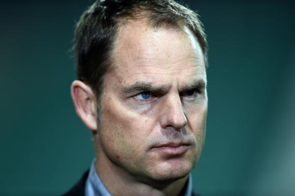 Frank De Boer: Mogliśmy nawet przegrać