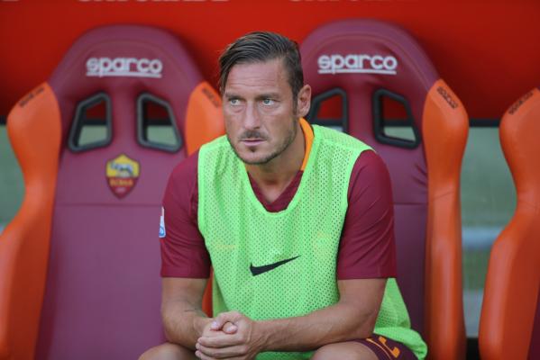 Spalletti: Potrzebujemy takich piłkarzy jak Totti