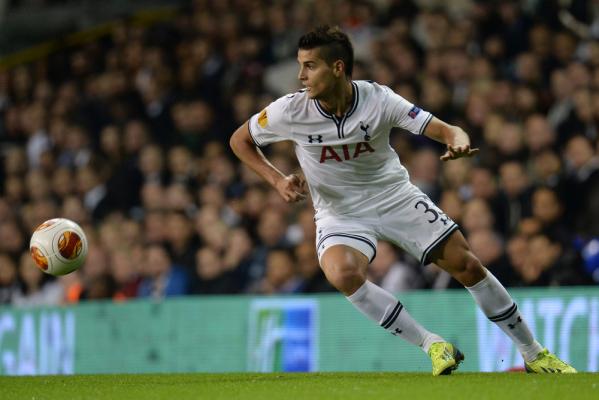 Erik Lamela chce podwyżki od Tottenhamu